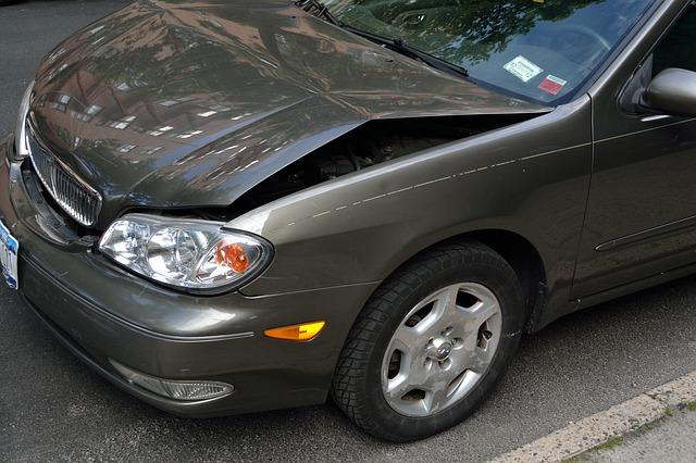 Rachat de voiture accidentée